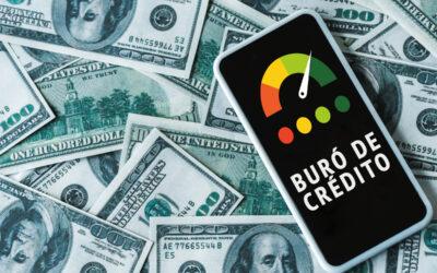 Buró de crédito: el historial crediticio como prenda de garantía